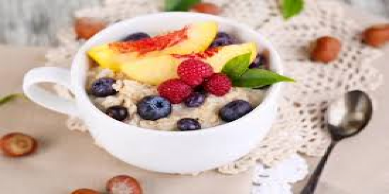 Top 8 Bodybuilding Foods For Breakfast